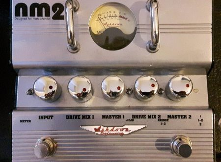 Ashdown NM2 Nate Mendel Double Drive, two is megl' che one