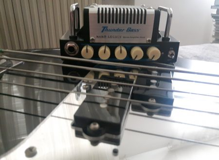 HoTone Nano Legacy Thunder Bass, un tuono in tasca