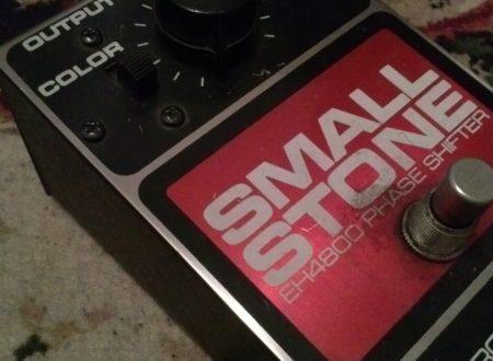 Electro-Harmonix Small Stone, psichedelia vintage