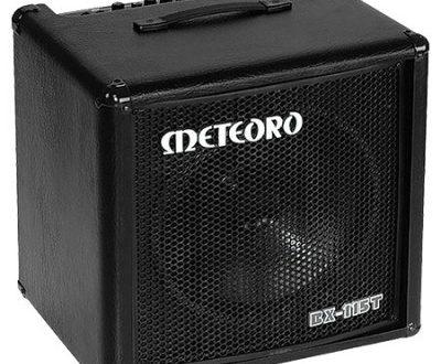 Meteoro BX200 Ultrabass, groove carioca