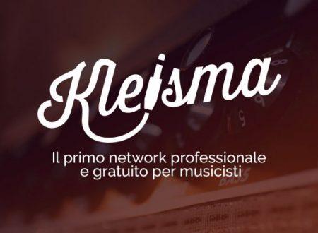 Kleisma, il social network per musicisti