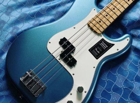 Fender Precision Bass Player Series, il nuovo standard di Fender