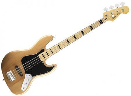 Squier Vintage Modified Jazz Bass '70, ovvero quella volta che mi portai a casa un Jazz Bass