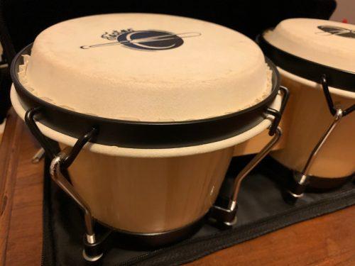 Eastar EBO-1, I started bangin' my first bongo