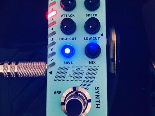 Mooer E7 Synth, EDM a basso costo
