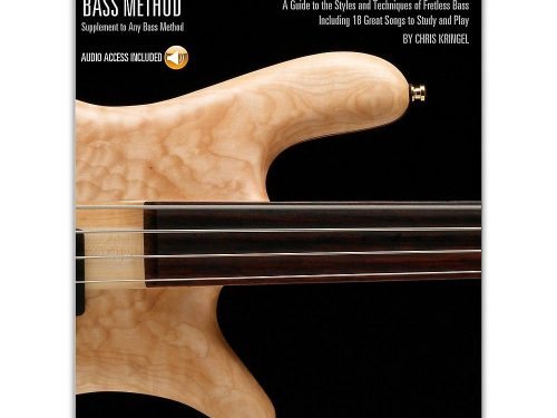 Fretless Bass: A Guide to the Styles and Techniques of Fretless Bass