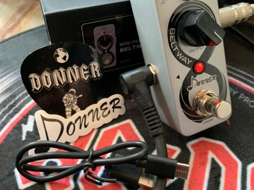 Donner Beltway Looper, looper compatto ed economico