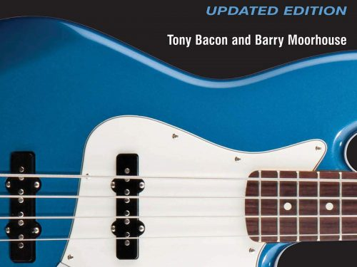 The Bass Book, A Complete Illustrate History Of Bass Guitar (Updated Edition)