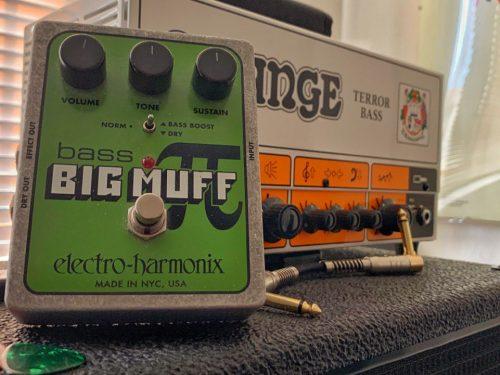 Electro-Harmonix Bass Big Muff, il primo Big Muff per basso
